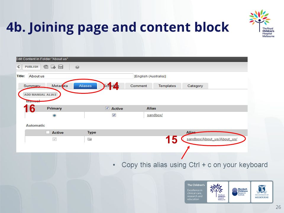 Content Management System (CMS) Training Ext: Educational Resource Centre Updated: 15 September ppt download - 웹