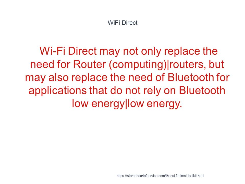 Wi-fi Direct - ppt download