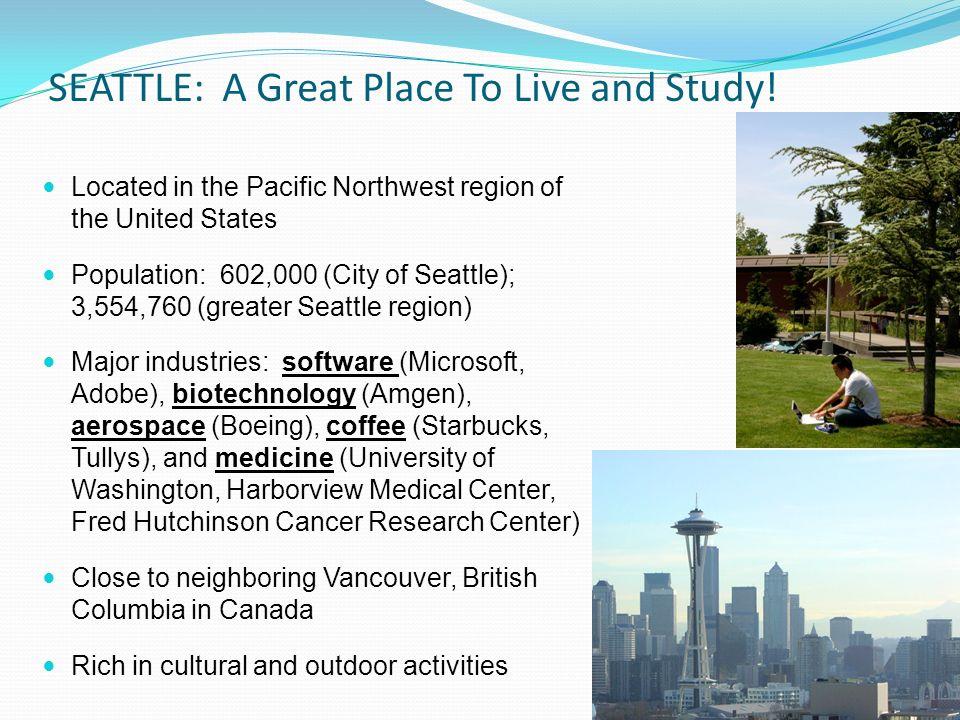 International Programs Shoreline Community College Seattle