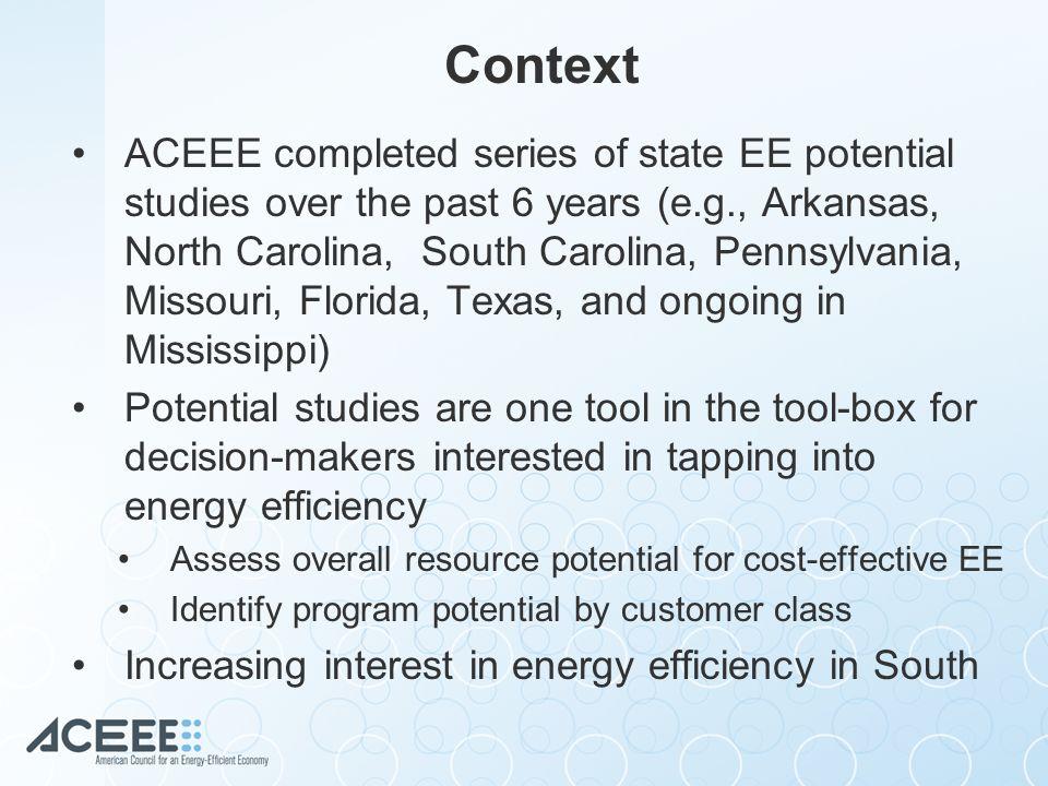 Louisiana's 2030 Energy Efficiency Roadmap R  Neal Elliott