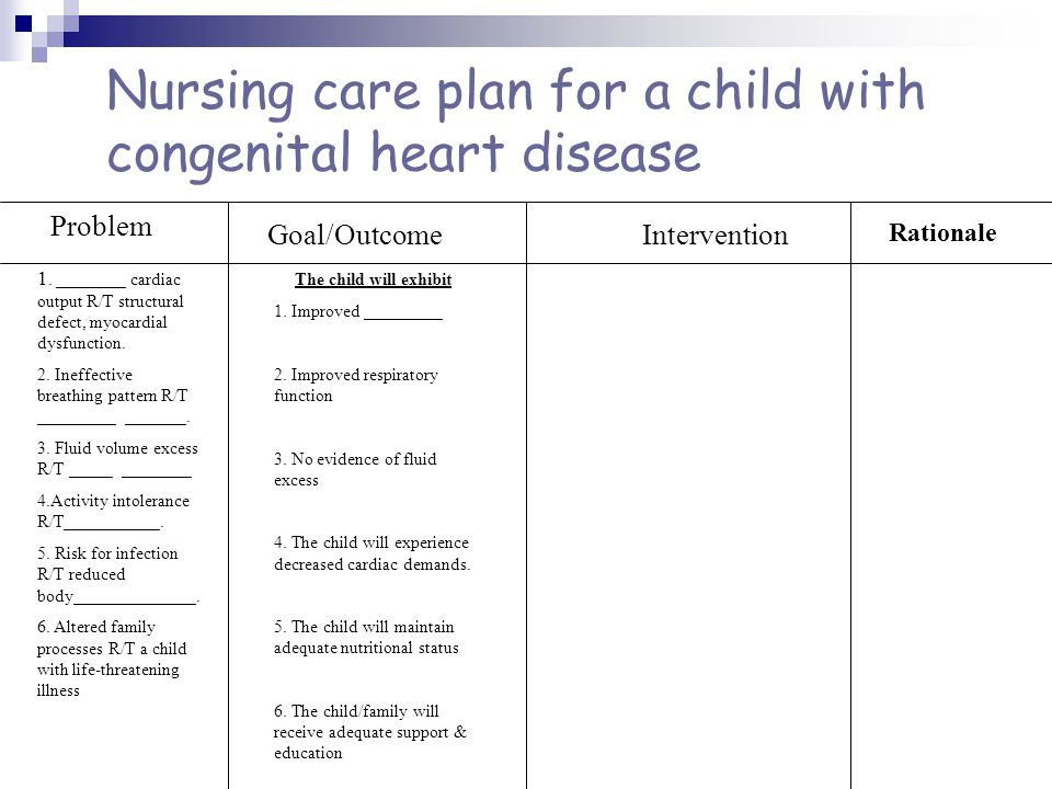 congenital heart disease in children - 960×720