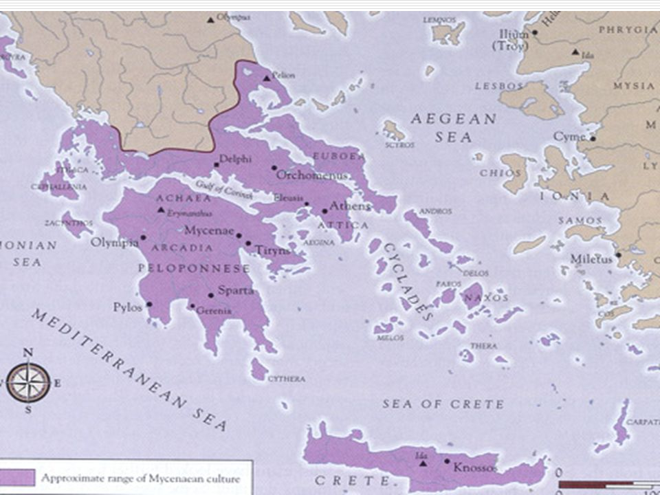 Physical Map Physical Map Ancient Greece 2000 B C B C What Shapes