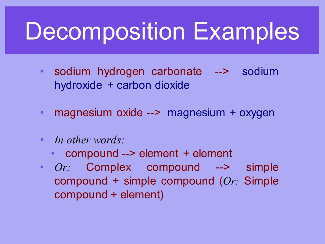 is magnesium oxide a compound or element