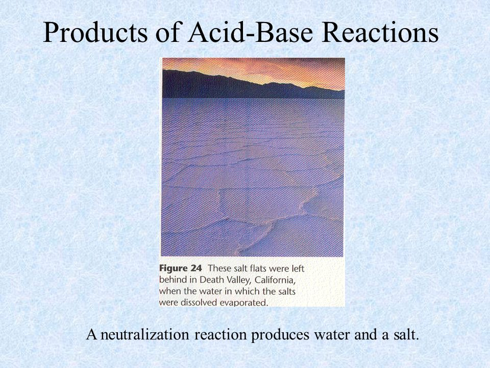 Section 4 Acids And Bases In Solution Objectives Describe The Ions