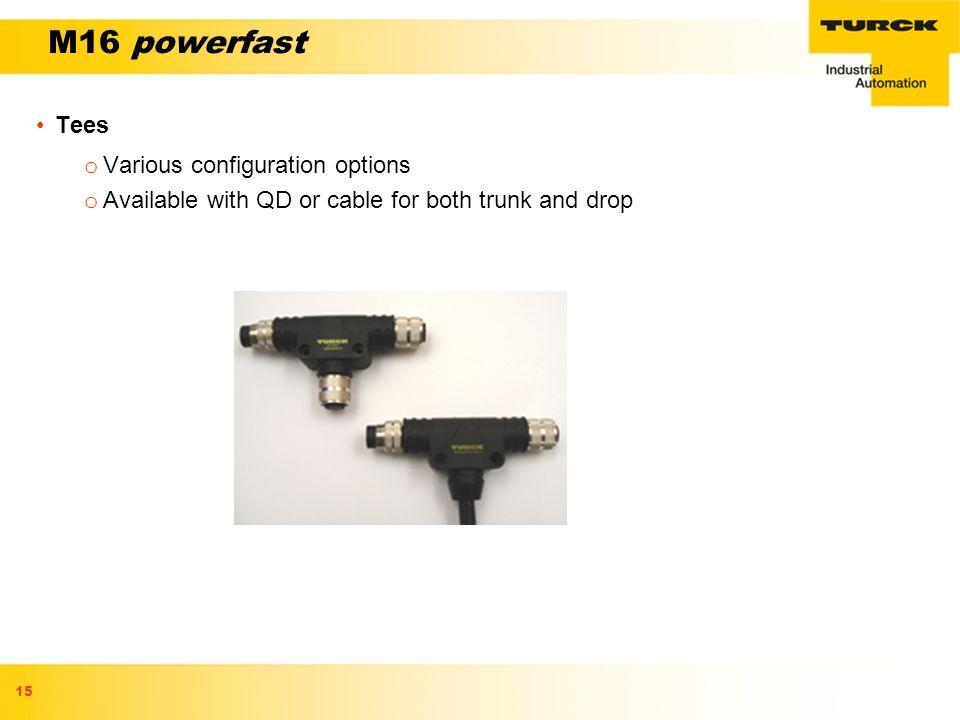 1 Quick Disconnect Power Distribution  2 Power Distribution Methods