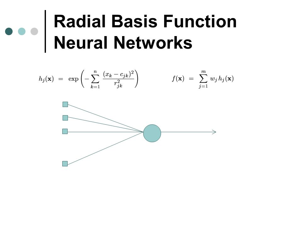Ppt radial-basis function networks powerpoint presentation id.