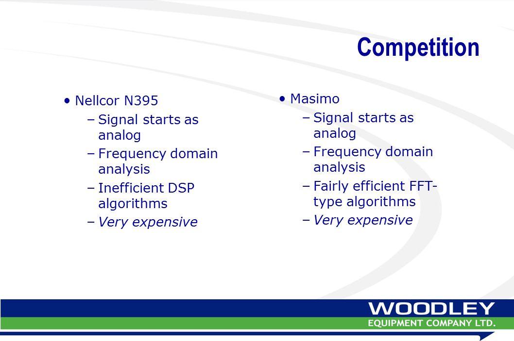 Vet/Ox ® G2 Digital TM Monitor Paul Lymer, B Sc  European Sales