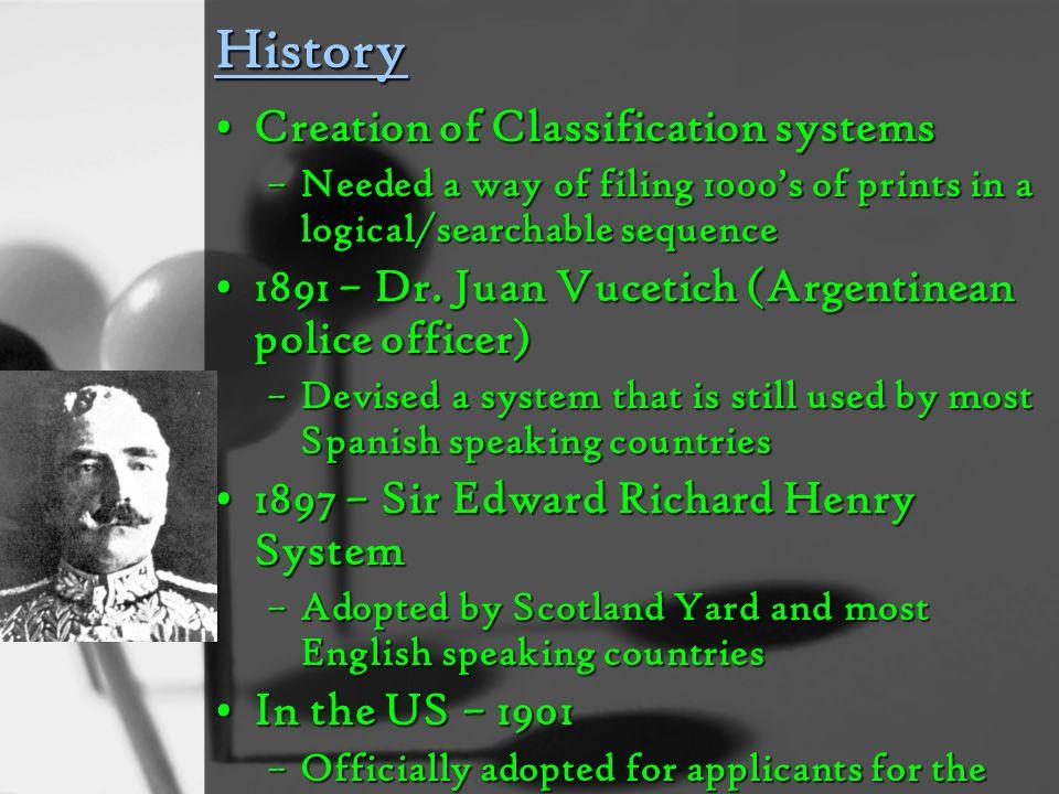 sir edward richard henry
