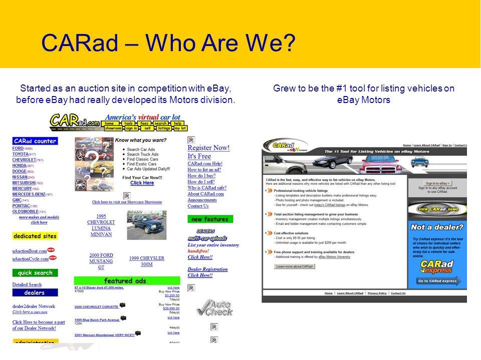 case study on ebay website
