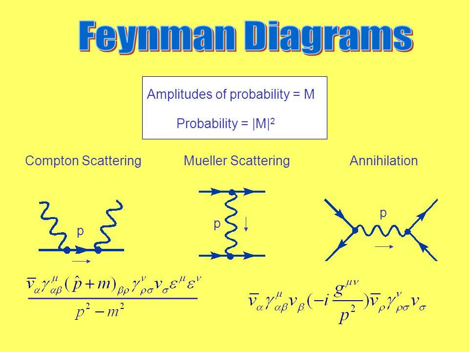 Feynman Rules Feynman Diagrams Feynman Parametrization Feynman Gauge