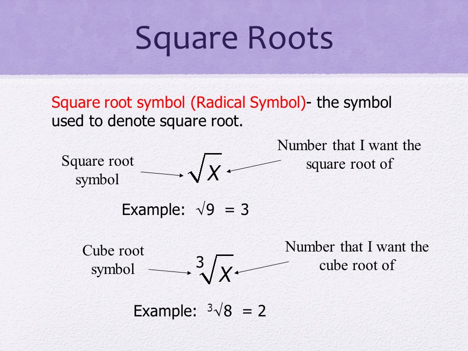 Exponents And Squares Numbers And Operations Exponents And Powers