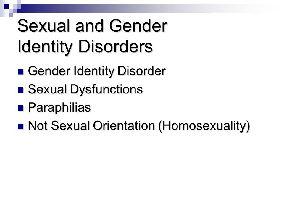 Homosexual normal or abnormal