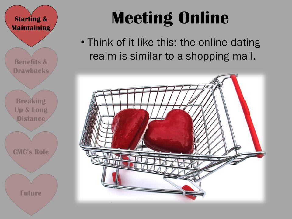 CMC Romantics present… Online Romantic Relationships  - ppt