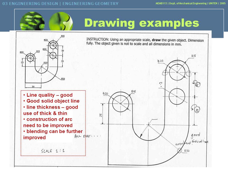 03 MEMB113 ENGINEERING GRAPHICS & CAE ENGINEERING DESIGN