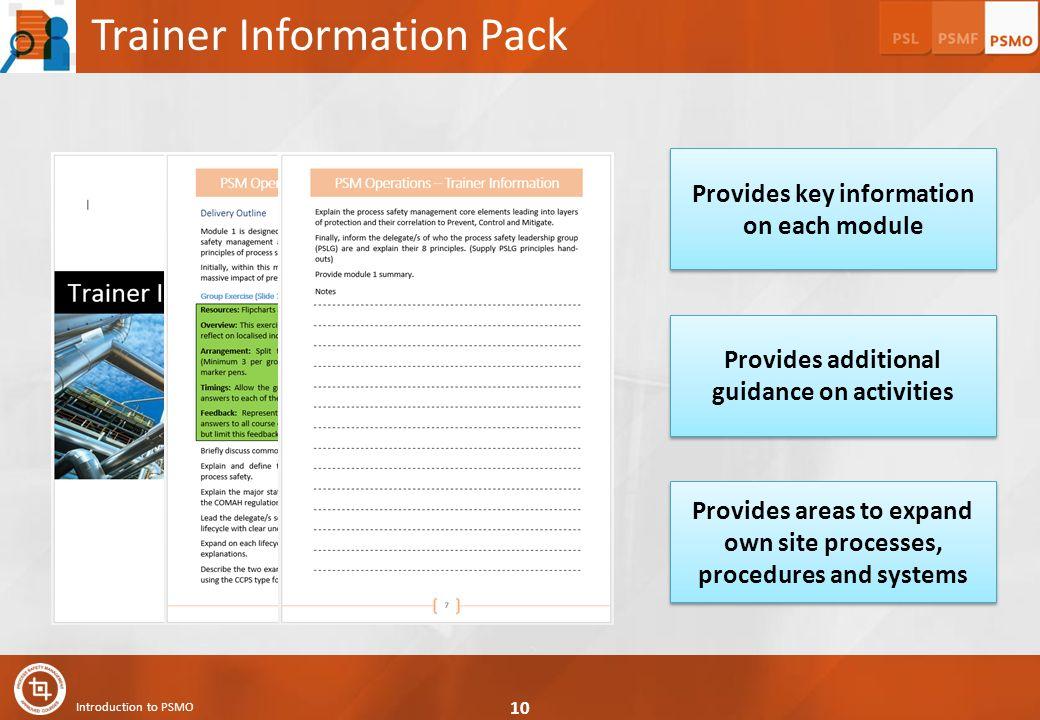 process safety management 14 elements ppt