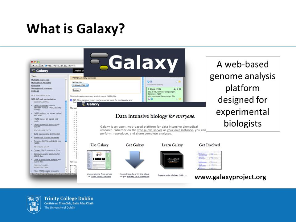 What is Galaxy.