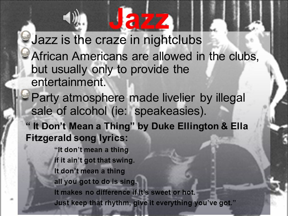 the 1920s was a decade of Nickname of the 1920s decade the 1920s was known both as the roaring 20s and the jazz age both of these nicknames reflect the importance of culture duringthis time, as well as how raucously the wealthy partied the 1920s was a decade of rapid industrial growth such growth is called.