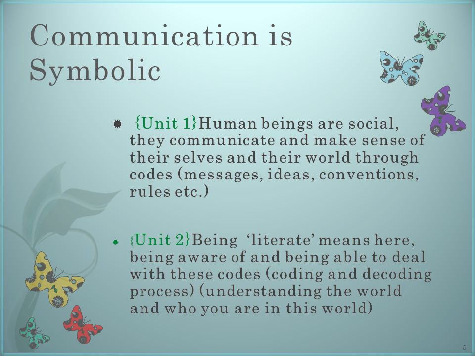 7 Critical Literacy Communication And Interaction Ppt Download