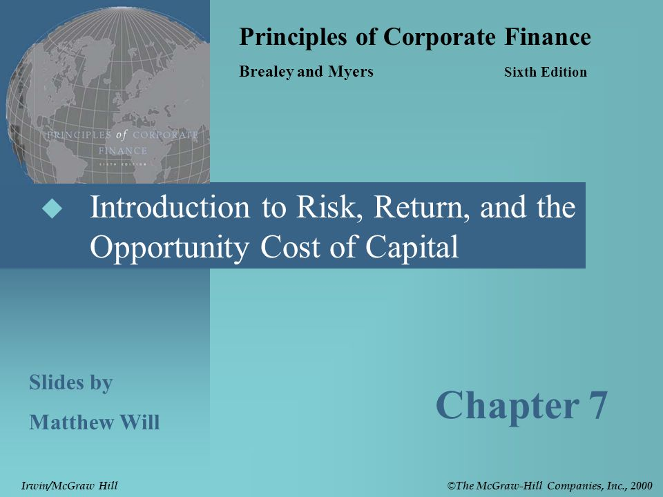 solutions to chapter 17 brealey myers Allen chapter 17 solutionpdf - mafiadoccom principles of corporate finance 11th edition pdf book, by richard brealey and stewart myers, isbn: 0078034760, genres: free ebook download xoobooks is the biggest community for free ebook download.