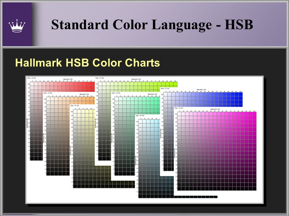 The Green Evaluation Of Hallmarks Color Reproduction System Scot