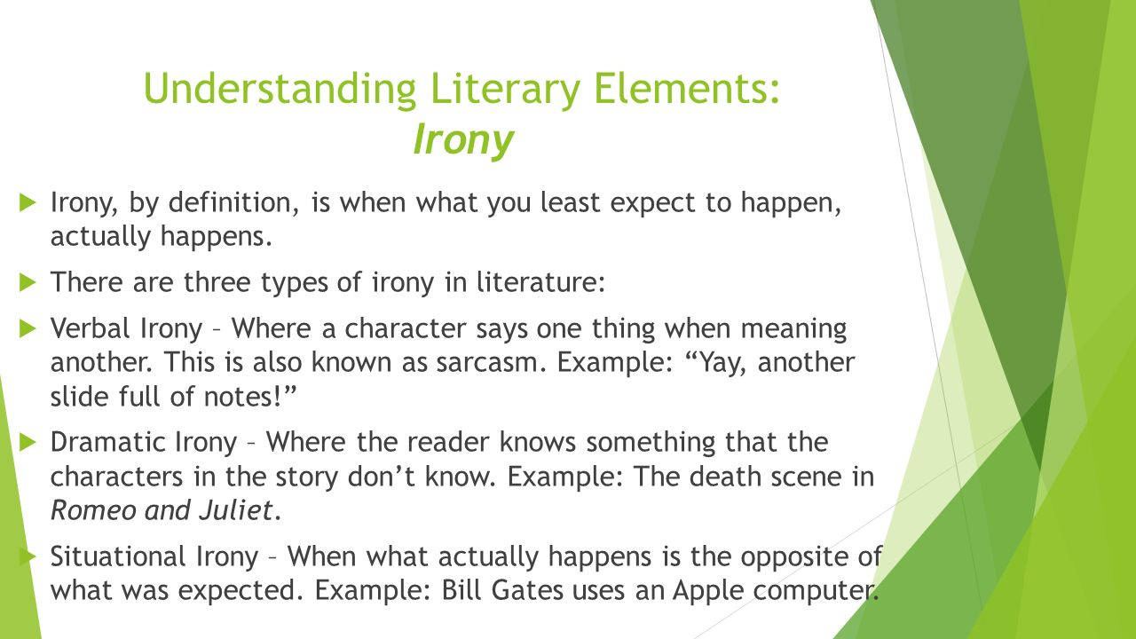 Elements Of The Short Story Plot Diagram Is 3 Understanding