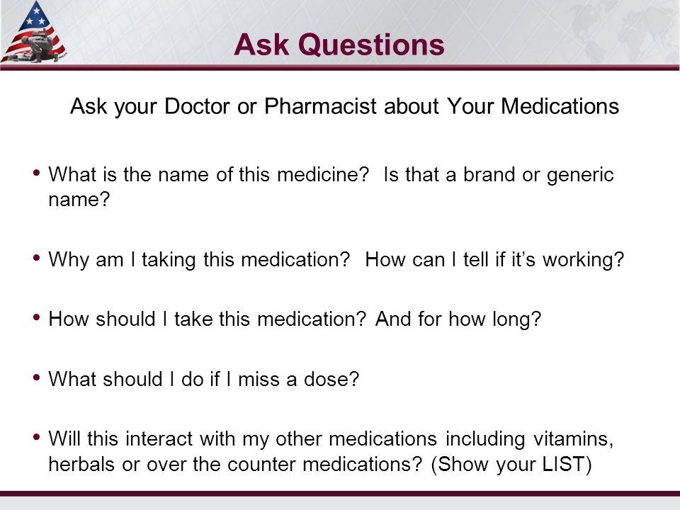 Safe Medication Use Patient Teaching Slides Select Slide Master To