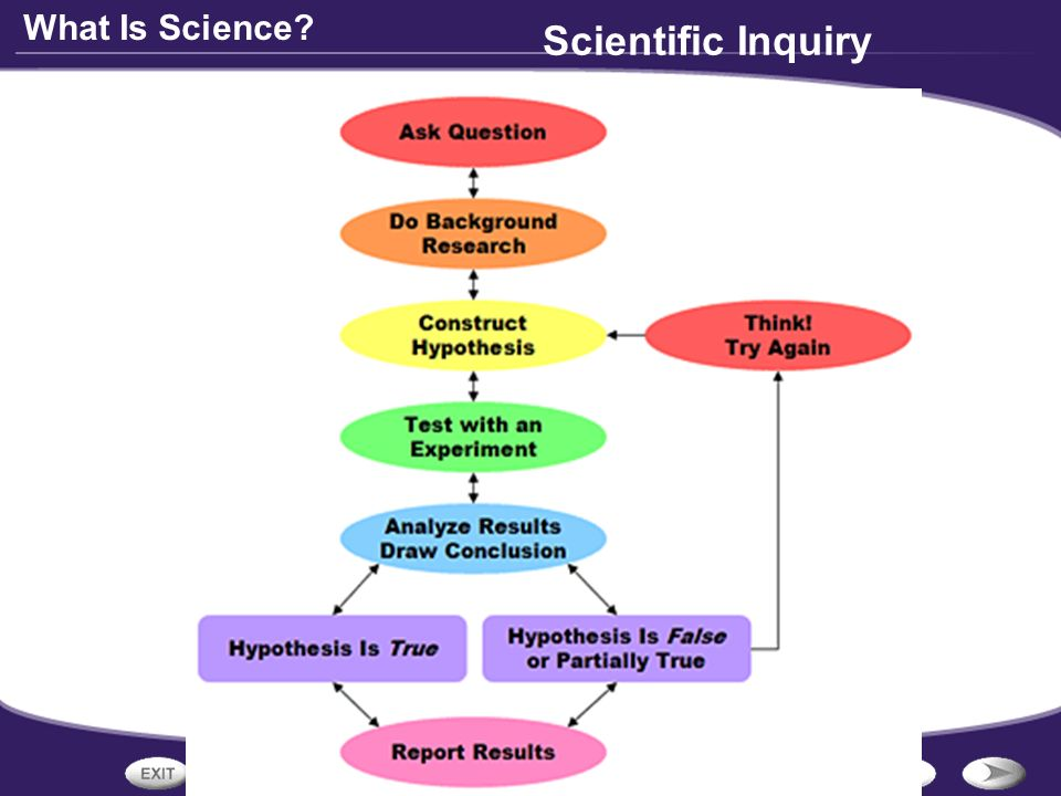 What Is Science Scientific Inquiry