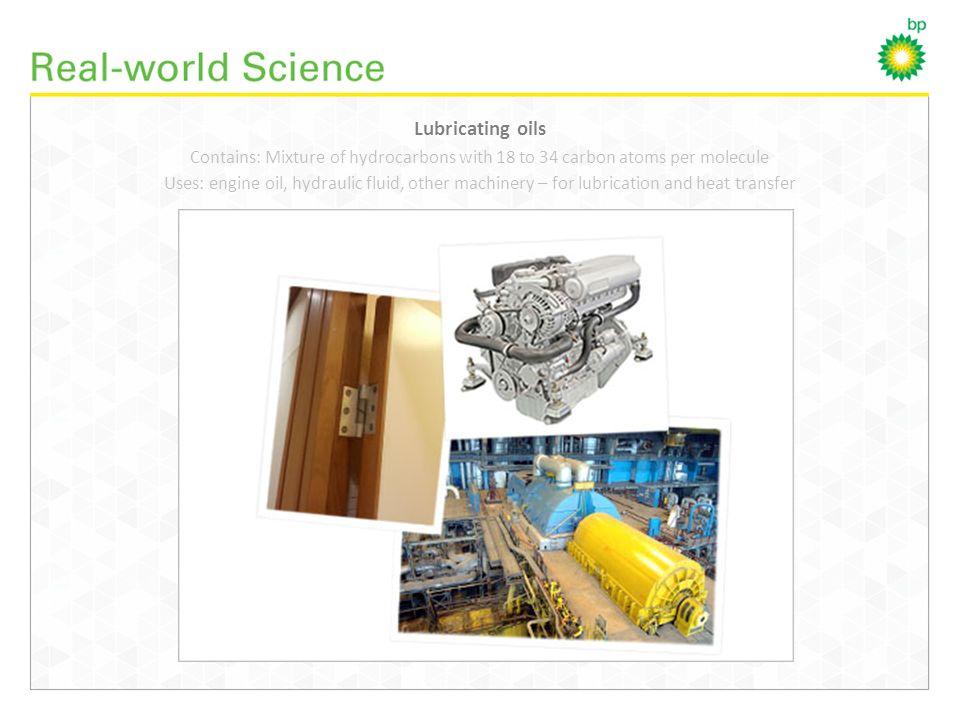 Hydrocarbons  Liquefied Petroleum Gas (LPG) Contains: propane (C 3 H