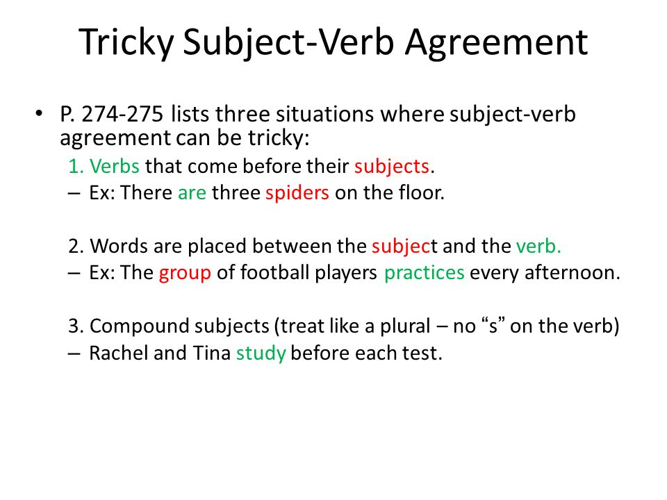 Introducing Essay 2 Illustration Writing Subject Verb Agreement