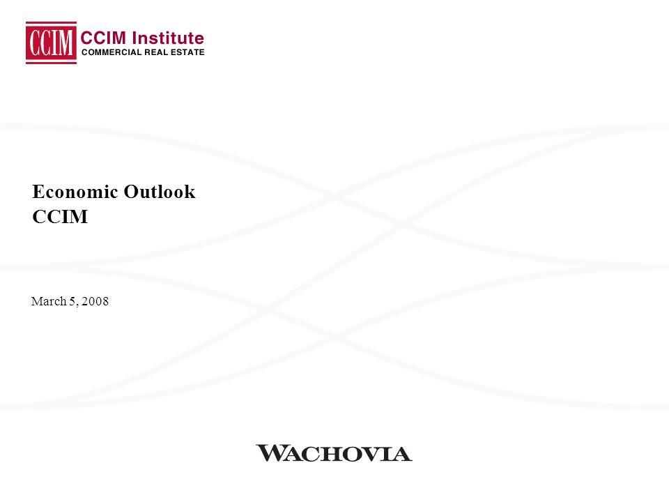 Fine March 5 2008 Economic Outlook Ccim Wachovia Economics Group 2 Wiring Database Gramgelartorg