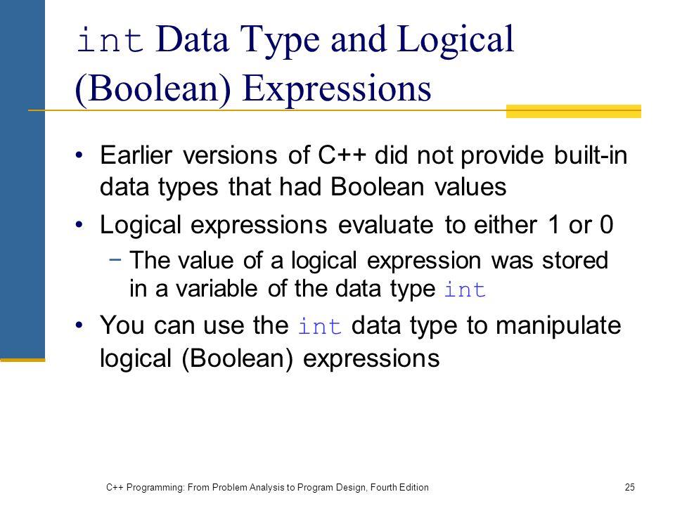 C++ Programming: From Problem Analysis to Program Design