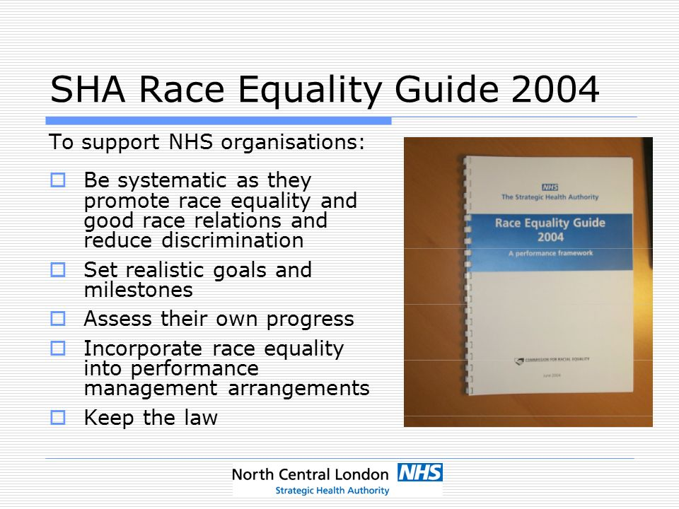 how does equality reduce discrimination