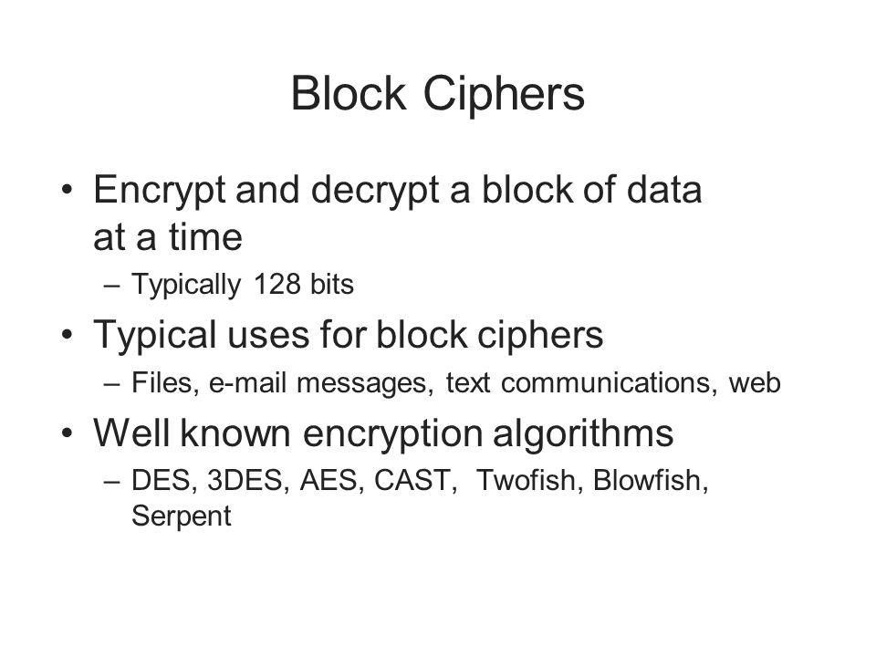 Cryptography CISSP Guide to Security Essentials Chapter ppt download