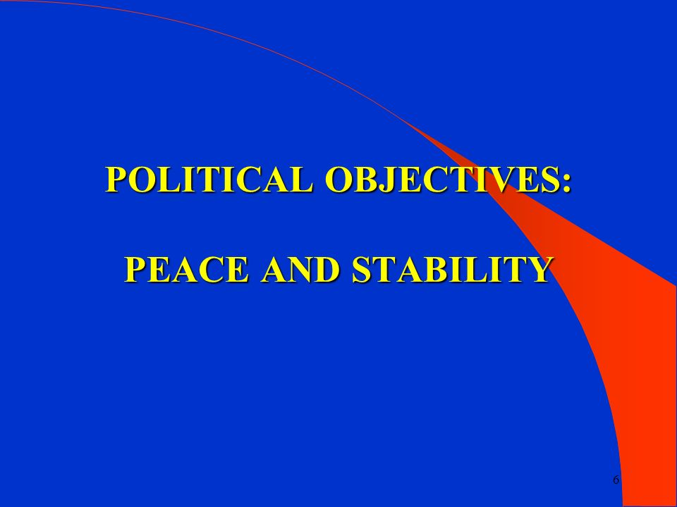 association of southeast asian nations objectives