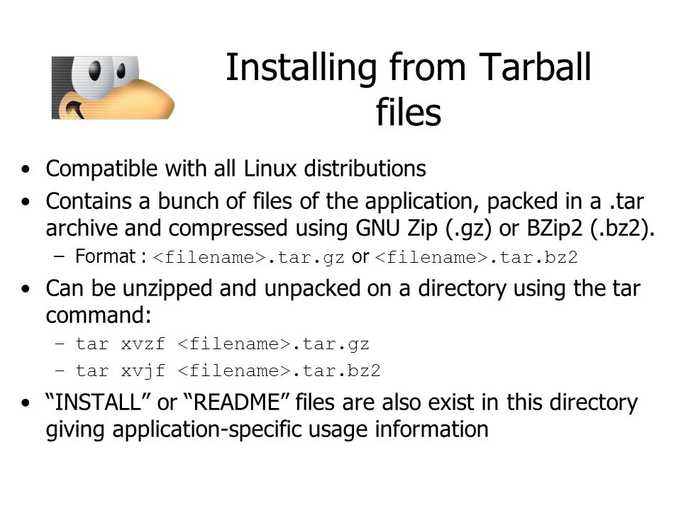 Linux Installation and Administration Lesson 3 Tutor: George