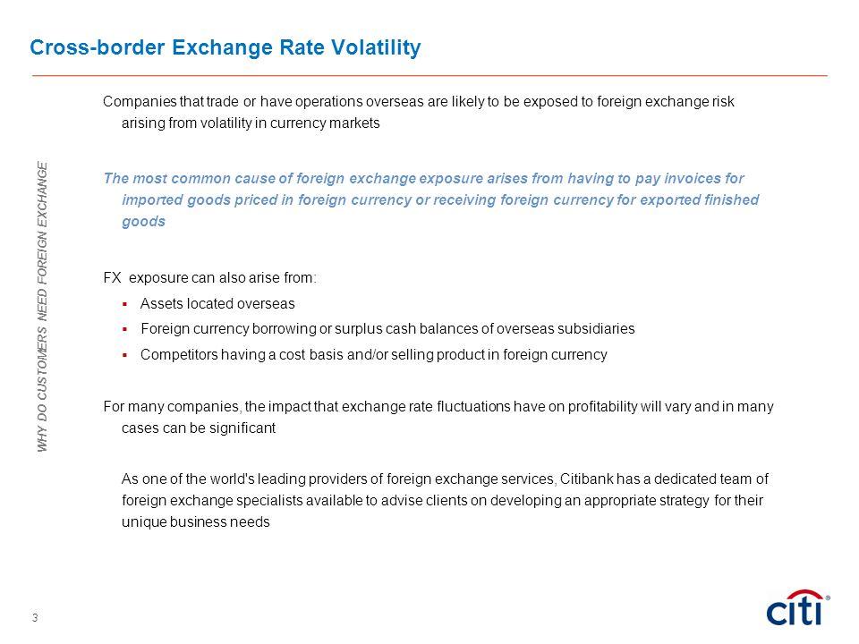 3 Cross Border Exchange Rate