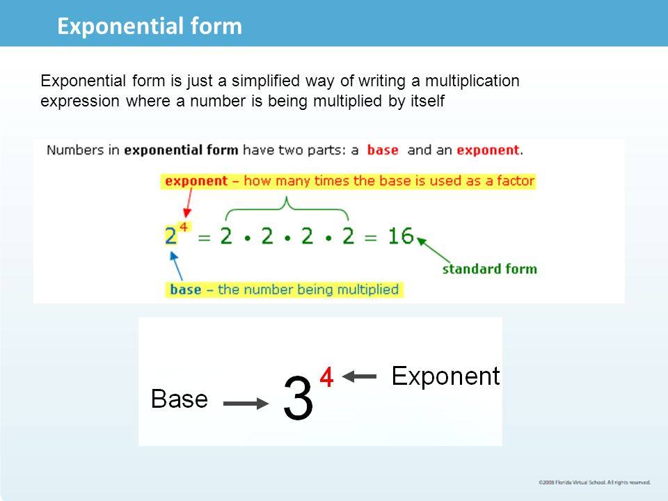 Numerical Expressions Lesson After Completing This Lesson You Will