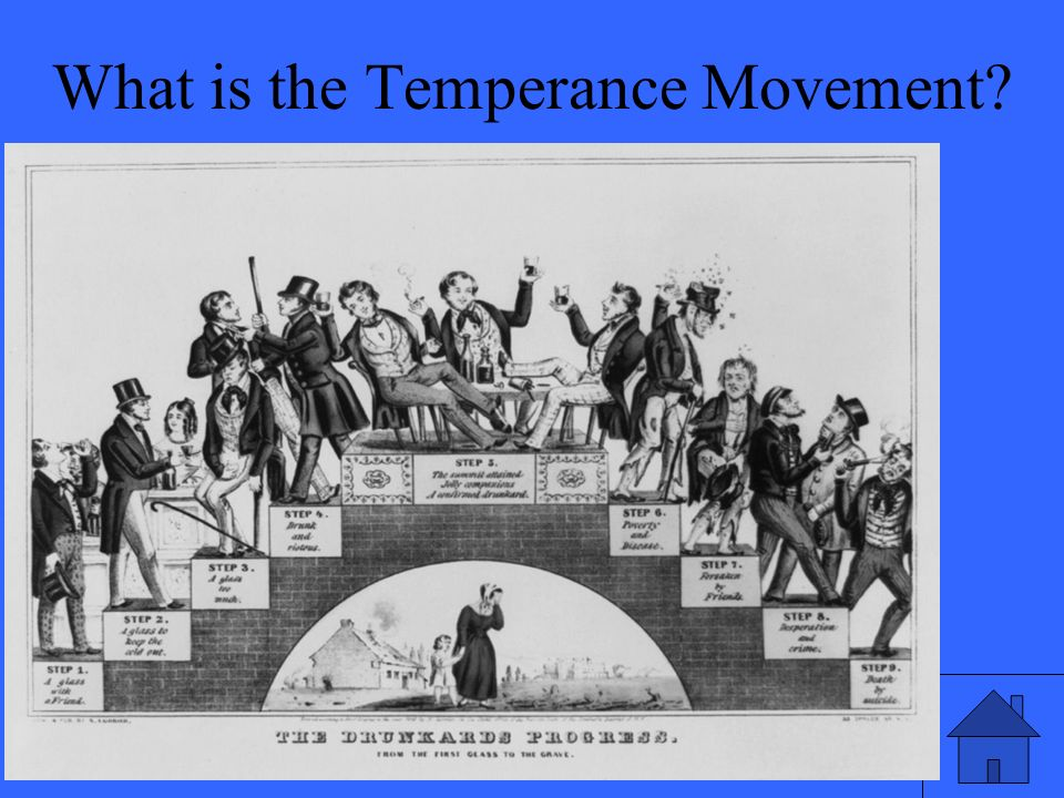 39 What is the Temperance Movement