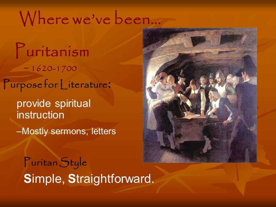 light romanticism characteristics