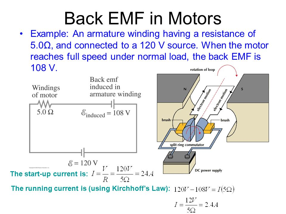 Day 3: Eddy Currents Back EMF in Motors Eddy Currents Nature