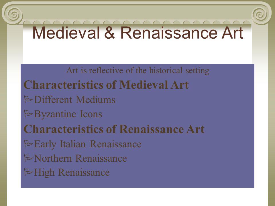 difference between renaissance and high renaissance