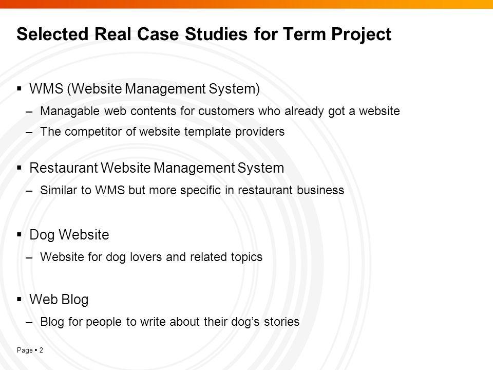 business studies project topics