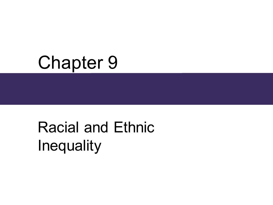 conclusion to race and ethnicity Abstract does race or ethnicity matter in discourses of and approaches to crime the essence of this line of questioning is that any influence that race or ethnicity might have on interpretations of crime in any given society is likely to be premised on how these concepts are defined and/or on the significance or insignificance assigned to them in official crime data.