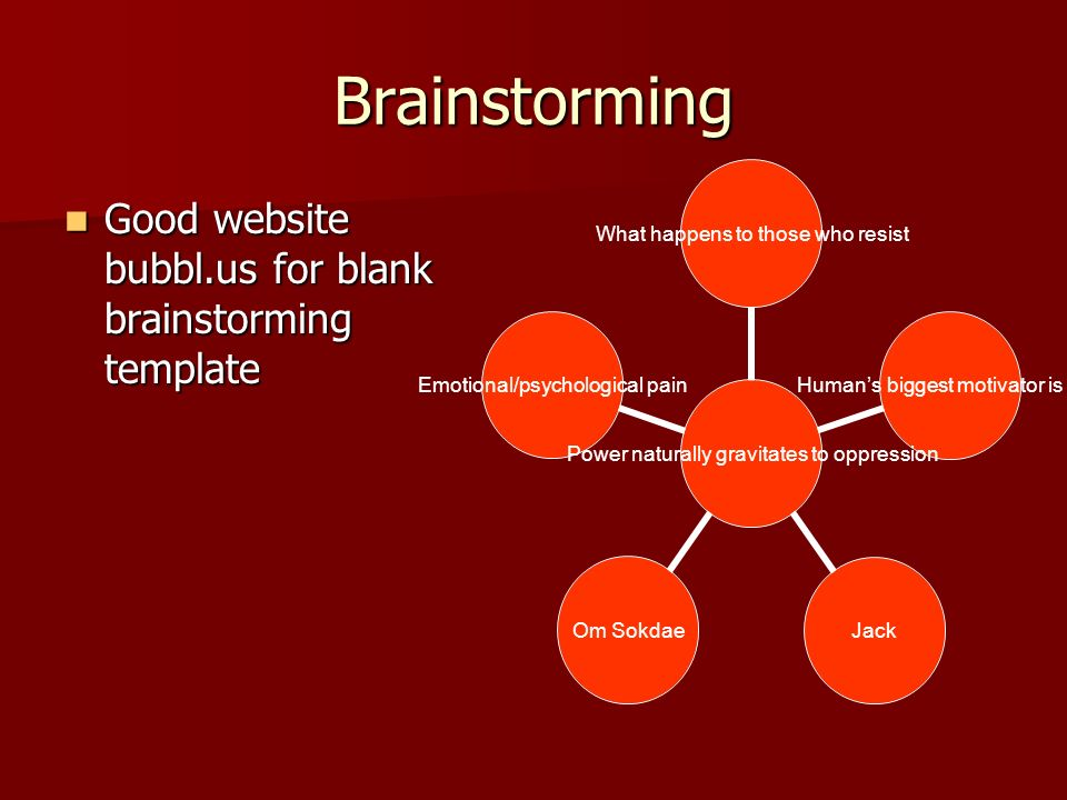 How To Write An Essay Without Driving Yourself Crazy Essay Subjects   Brainstorming Good Website Bubblus For Blank Brainstorming Template Good  Website Bubblus For Blank Brainstorming Template College Vs High School Essay also Example Proposal Essay  Essay Writing On Newspaper
