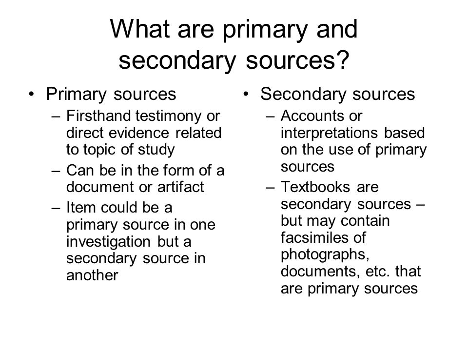 Social Studies Methods The Primacy Of Primary Sources Ppt Download