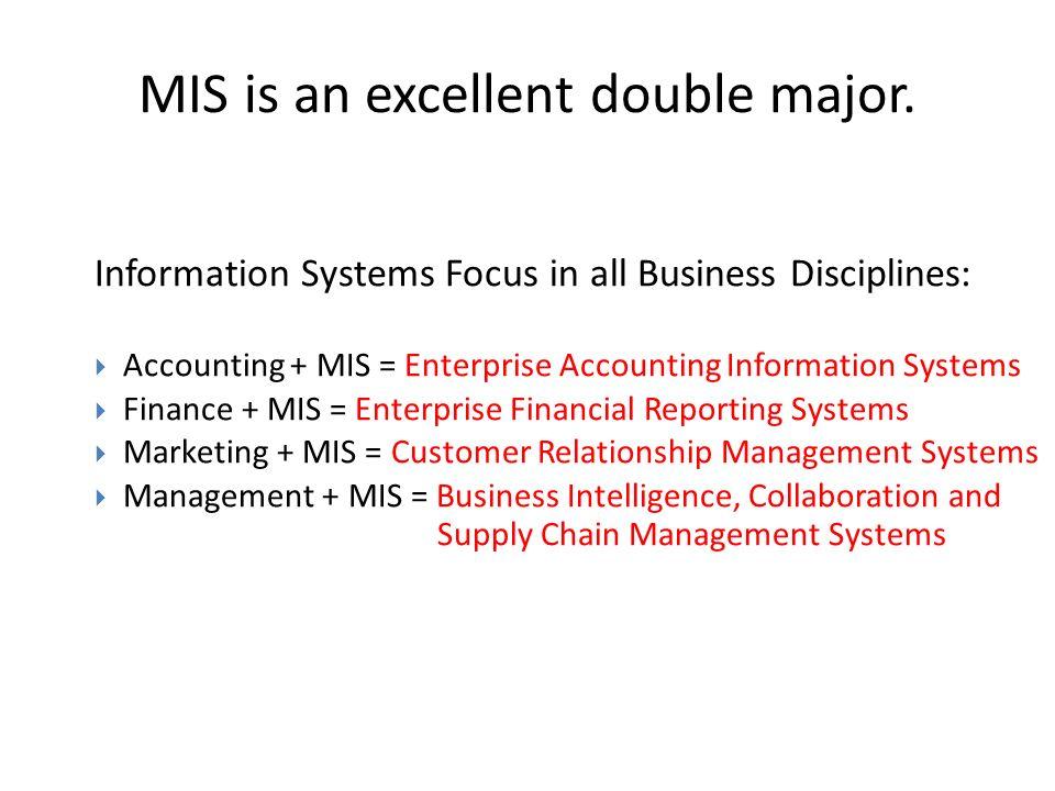 Management Information Systems (MIS) Ohio University  - ppt