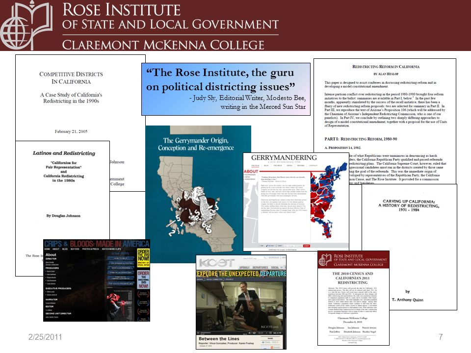 California's Latest Experiment: Independent, Public