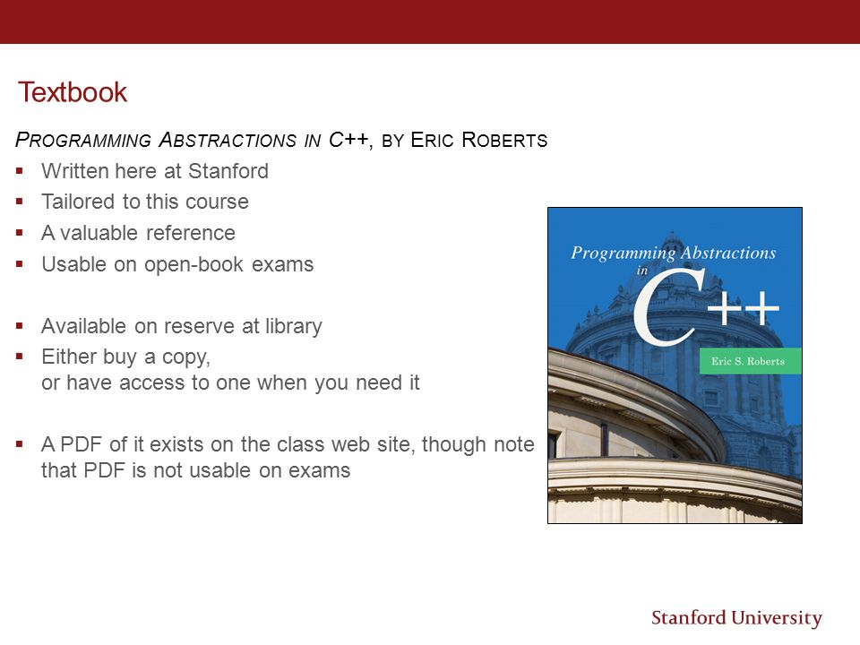 Programming Abstractions In C Pdf