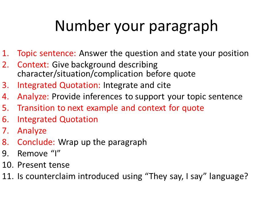 How to Cite Sources - Avoiding Plagiarism