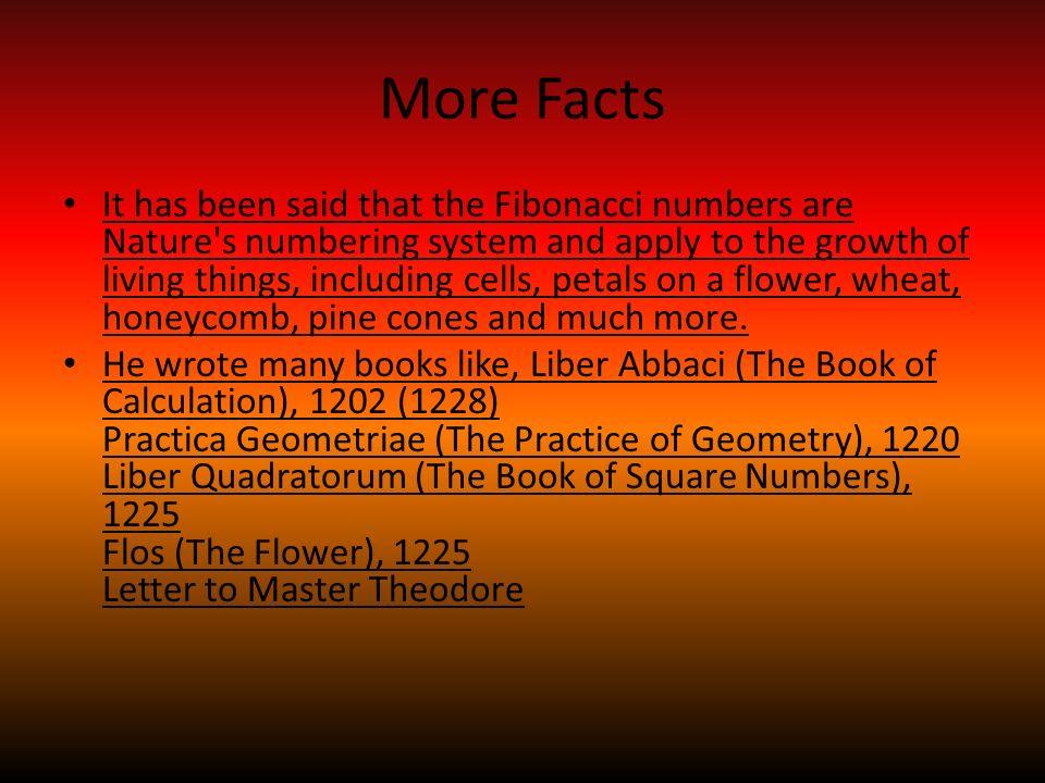 leonardo fibonacci books
